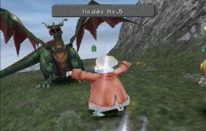 Final Fantasy IX / Les forces en présence