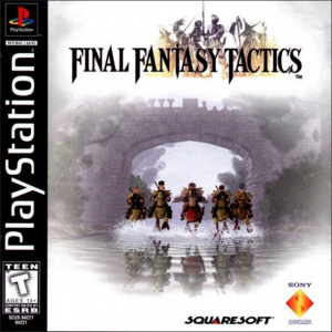 Final Fantasy Tactics sur PS1