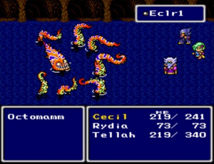 Final Fantasy IV de sortie sur le PSN nippon