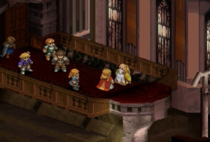 Final Fantasy Tactics sur le PSN