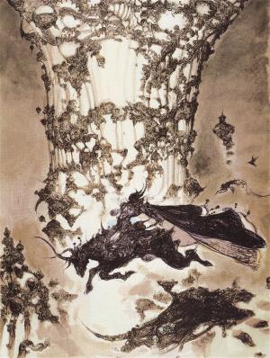 Le cas Final Fantasy: D'Amano à Nomura