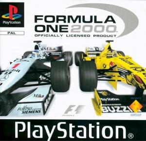 Formula One 2000 sur PS1