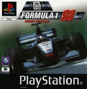 Formula One 98 Fo98ps0f