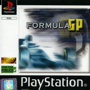 Formula GP sur PS1