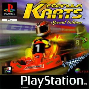 Formula Karts sur PS1