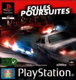 Folles Poursuites sur PS1