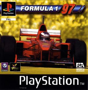 Formula 1 97 sur PS1