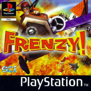 Frenzy sur PS1