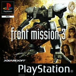Front Mission 3 sur PS1