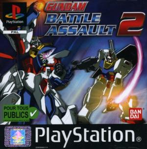 Gundam Battle Assault 2 sur PS1