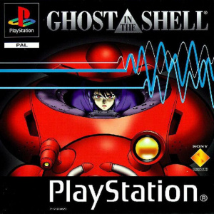 Ghost In The Shell sur PS1