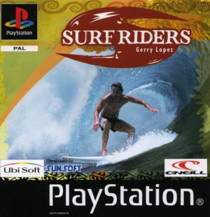 Gerry Lopez Surf Riders