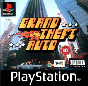 Grand Theft Auto sur PS1