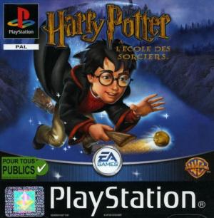 Harry Potter à l'Ecole des Sorciers sur PS1