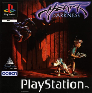 Heart of Darkness sur PS1