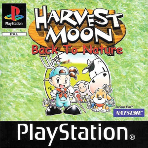 Harvest Moon : Back to Nature sur PS1