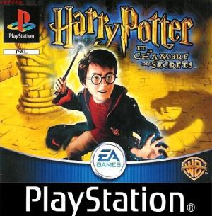 Harry Potter Et La Chambre Des Secrets Sur PS1