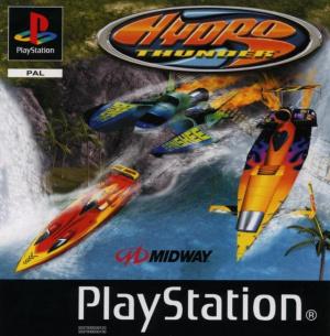 Hydro Thunder sur PS1
