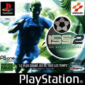 ISS Pro Evolution 2 sur PS1