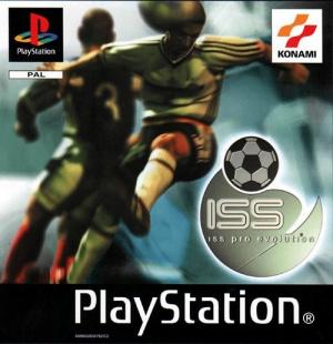 ISS Pro Evolution sur PS1