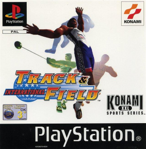 International Track & Field sur PS1