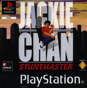 Jackie Chan Stuntmaster sur PS1