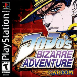 JoJo's Bizarre Adventure sur PS1