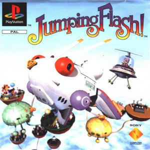 Jumping Flash sur PS1