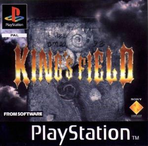 King's Field sur PS1