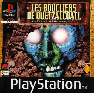 Les Chevaliers de Baphomet : Les Boucliers de Quetzalcoatl sur PS1