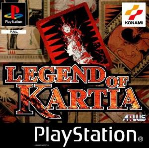 Legend Of Kartia sur PS1