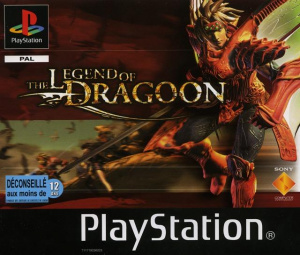 The Legend of Dragoon sur PS1