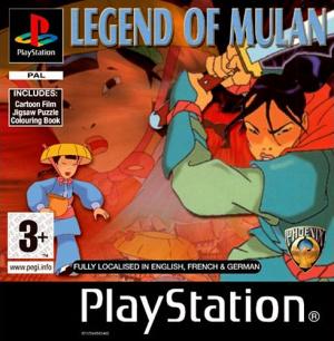 Legend of Mulan sur PS1