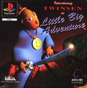Little Big Adventure sur PS1