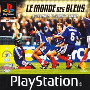 Le Monde Des Bleus sur PS1