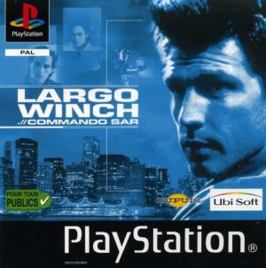 Largo Winch : Commando Sar sur PS1