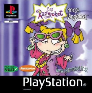 Les Razmoket : 100% Angelica sur PS1