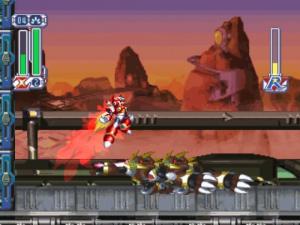 Mega Man X4 et X5 en approche sur PS3 et Vita