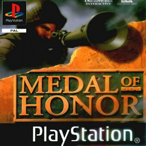 Medal of Honor sur PS1