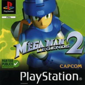Mega Man Legends 2 sur PS1