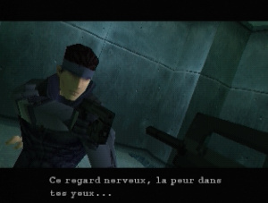 Le premier Metal Gear Solid enfin en HD sur PS3 ?