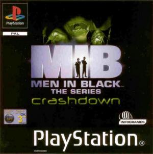 Men in Black : The Series : Crashdown sur PS1