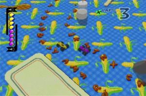 MicroMachines est de retour : Toybox Turbos (vidéo)