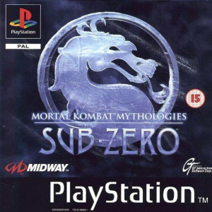 Mortal Kombat Mythologies Sub-Zero sur PS1