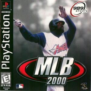 MLB 2000 sur PS1