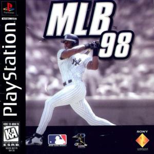 MLB 98 sur PS1