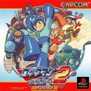 Mega Man 2 sur PS1