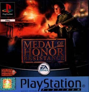 Medal of Honor : Résistance sur PS1