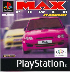 Max Power Racing sur PS1