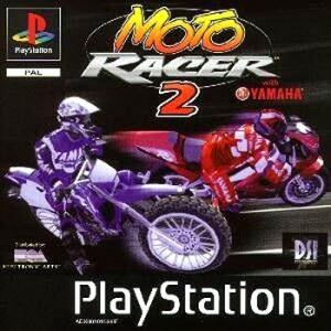 Moto Racer 2 sur PS1